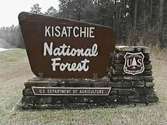 Kisatchie National Forest: I know where this is!