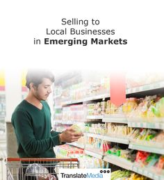 Selling to Local Businesses in Emerging Markets