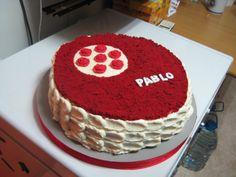 Una tarta especial para alguien especial.