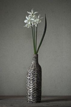 Yoko komae's clay work, japan