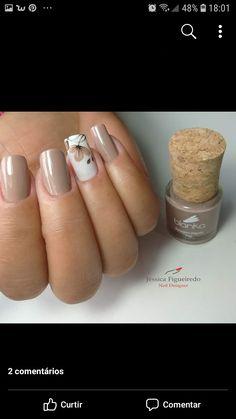 Spring Nail Art, Spring Nails, Fingernail Designs, Nail Art Designs, Beautiful Nail Art, Gorgeous Nails, Really Cute Nails, Autumn Nails, Super Nails