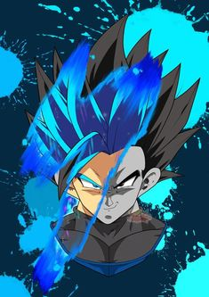 You are purchasing a art print, inches on high quality card Dragon Ball Goku, Art, Anime, Anime Dragon Ball Super, Dragon
