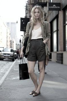 Summer. Street Style. Casual. Effortless