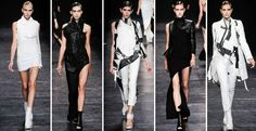 Paris: Ann Demeulemeester is a designer with a very clear and recognizable aesthetic, committed to a restricted palette, modern silhouettes, creatively edgy …