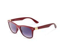 Ray Ban Wayfarer Lite Force Tech RB4195 Purple Sunglasses