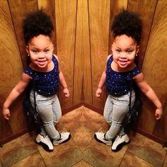 <3Ayye lil mama got that billion dollar swag