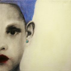 "Saatchi Online Artist: corinna wagner; Mixed Media 2013 Painting ""no title"""
