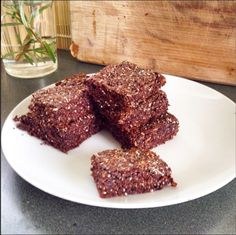 Chia Seeds are a great source of calcium. My family are dairy-free due to my toddler's allergies so I am conscious to try to get as much calcium from other sources into our diet as possible. This is a very yummy way to enjoy a nutrition hit! As with all my recipes, this is free from dairy, soy