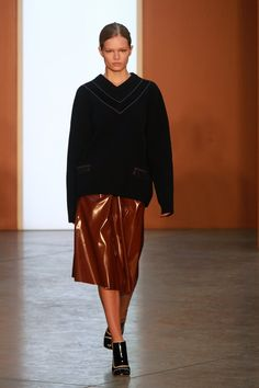 Pin for Later: Germany's Next Topmodel ganz ohne Casting-Show Derek Lam Herbst/Winter 2015