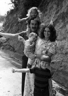Phoenix family: John, Arlyn, River, Rain, & Joaquin