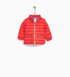 Image 1 of LIGHTWEIGHT PADDED JACKET from Zara