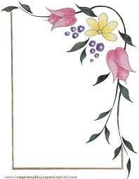 Resultado de imagen para decoraciones para hojas de cuadernos de adolescentes