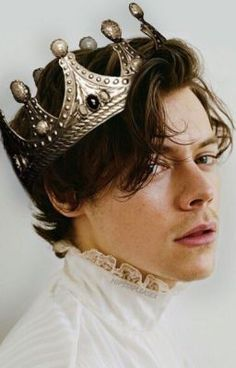 The king Harry Styles.