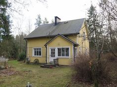 4h, tkh, k, ph, 2 x wc, Soukanjoentie 25, Soukkajoki, Seinäjoki - Kiinteistömaailma Ph, Outdoor Structures, Cabin, The Originals, House Styles, Home Decor, Decoration Home, Room Decor, Cabins