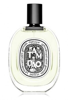 Diptyque: Tam Dao - Tam Dao smells like the rough, unfinished interior of a very old carved box made of precious wood. It is a restrained, almost serene fragrance, and its simplicity gives it a meditative cast; it is the perfect fragrance to wear when you want something soothing and uncomplicated.