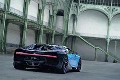 Así es el nuevo Buggati Chiron en 6 claves: Bugatti revalida el título de mejor coche del mundo