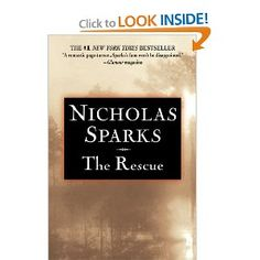 Another great Nicholas Sparks book!