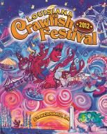 Louisiana Crawfish Festival  Chalmette, LA.  Didn't realize there was more than one Crawfish Festival!
