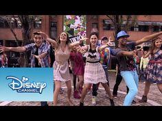 Violetta: Momento musical - Vilu e os meninos cantam ¨Ser Mejor¨ - YouTube