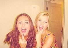 The Vampire Diaries | Claire Holt & Phoebe Tonkin