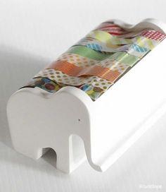 Elephant Multi Roll Tape Dispenser (up to 8 rolls - back late April ) - Tape Dispenser