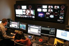 Creating Space for New Technology - Technical furniture for Broadcast, Video Production, Post-Production Edit, Security, Process Control and Dispatch | TBC Consoles