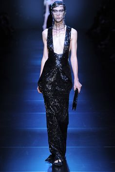 Armani Privé Fall 2012 Couture -more perfection