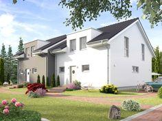 ProGeneration 132 - Generationshaus mit 132 m² Wohnfläche. Doppelt flexibles…