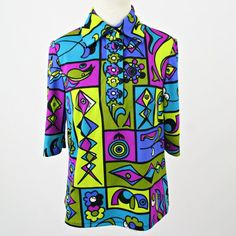 fashion inspiration psychedelic art