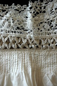 Vintage French nightgown!