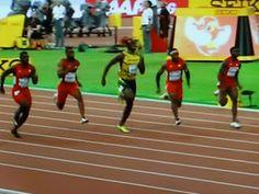 VISTO DAL basso    : ATLETICA Bolt re dei re dello sprint, più grande a...