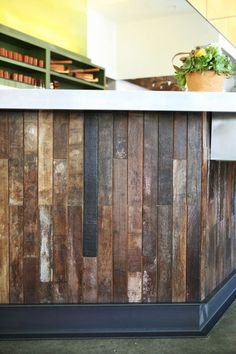 Bar designs and layouts on pinterest reclaimed wood bars Salvaged wood san francisco
