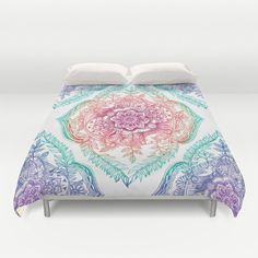 Indian Style Duvet Cover , queen and king duvet cover bedroom bedding bohemian duvet cover