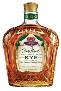 Product Launch - Diageos Crown Royal Northern Harvest Rye