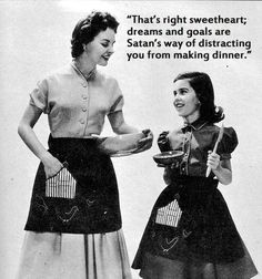 Photography Retro Housewife | ads, black and white, housewife, retro, vintage - inspiring picture on ...