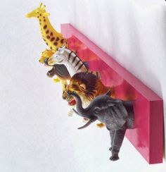 lets make this super cute animal hanger!