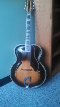 Rossmeisl archtop from 1953
