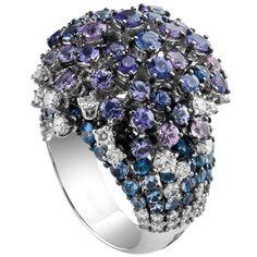Alta gioielleria italiana Damiani anello