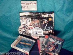 17 Playstation 2 video games.Bidding starts at $5.Priority Shipping
