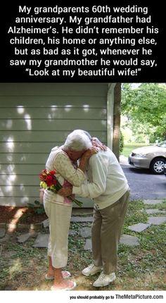His Beautiful Wife