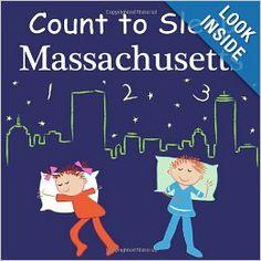 Count to Sleep Massachusetts (Count to Sleep series): Adam Gamble, Joe Veno: 9781602193079: Amazon.com: Books