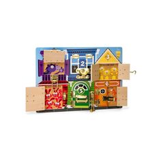 Melissa and Doug Melissa & Doug Latches Board Kids - All Toys & Games - Macy's Puzzles, Learning Time, Learning Colors, Reggio, Latch Board, Discount School Supply, Buy Toys, Children's Toys, Developmental Toys