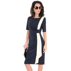 Ausgefallenes Designer-Kleid mit Blickfang-Garantie