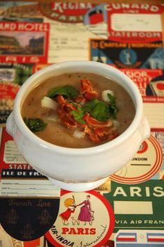 Barbara Adams Beyond Wonderful » Potato-Onion Soup Recipe