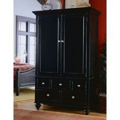 Bedroom armoire was created so many centuries ago by the European craft makers. The armoire is created for the bedrooms that do not have closets.