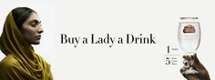 """Stella Artois and Water.org, with the support of co-founders Matt Damon and Gary White, launch """"Buy a Lady a Drink"""" to help stop women's journeys to collect water in the developing world"""