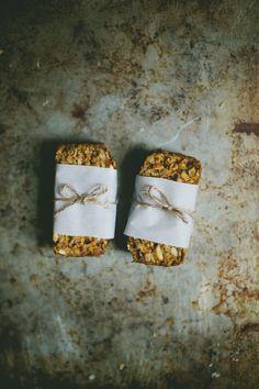RECIPE: SOFT PUMPKIN GRANOLA BARS (GLUTEN FREE & DAIRY FREE)