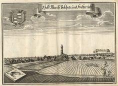 Muenchen-Forstenried-Kupferstich-von-Michael-Wening-1701