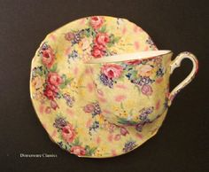 A top favorite of mine! ... Royal Winton Welbeck Chintz