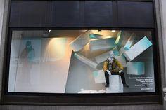 Image detail for -... Colours Fade' Selfridges Duke Street windows, London | The VM Space  thevmspace.com